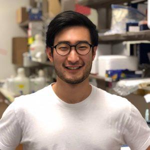 We welcome MD-PhD student Daniel Xu as a new graduate